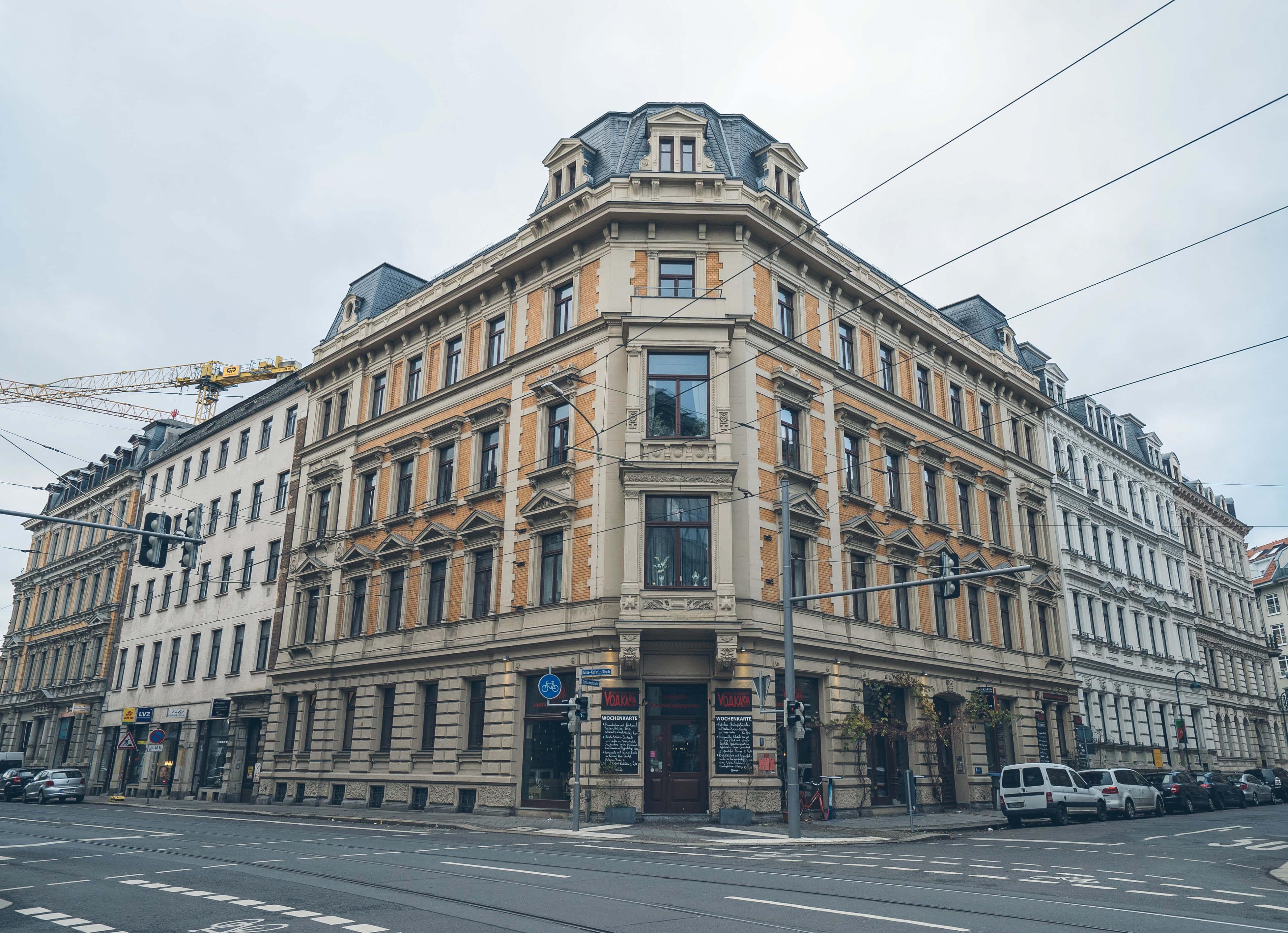 Die Rechtsanwaltskanzlei Gabriel Fischer in Leipzig